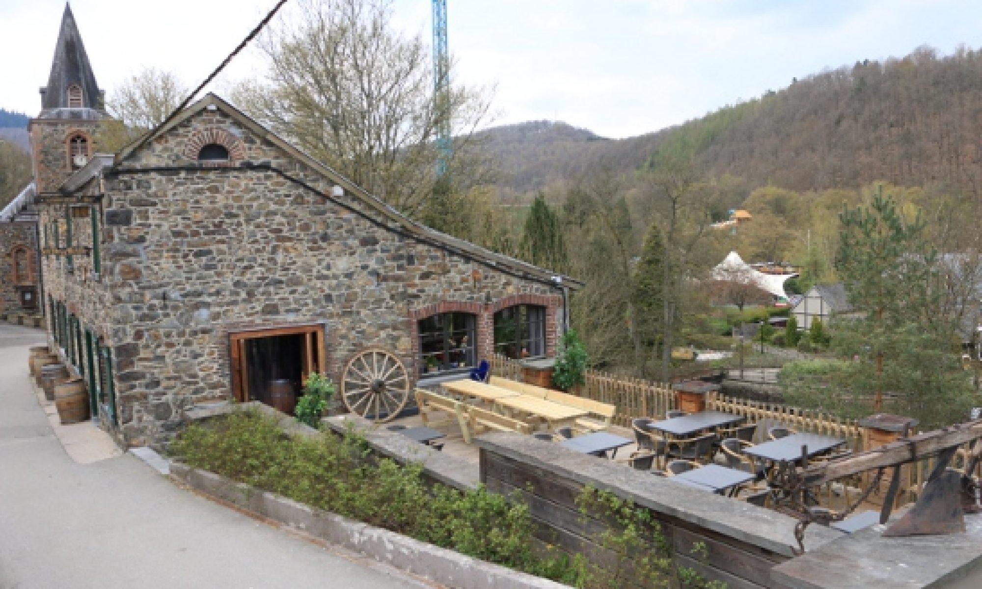 Brasserie du Vieux Moulin aux Cascades de Coo